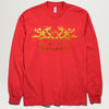 NYC Double Dragon Longsleeve Tee (Red Dragon)