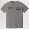 NYC Athletics S/S Tee (Concrete) PRESALE