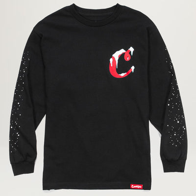 Cookies SF Icicle's L/S Tee (Black)