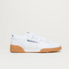 Reebok Workout Low (White/Gum)