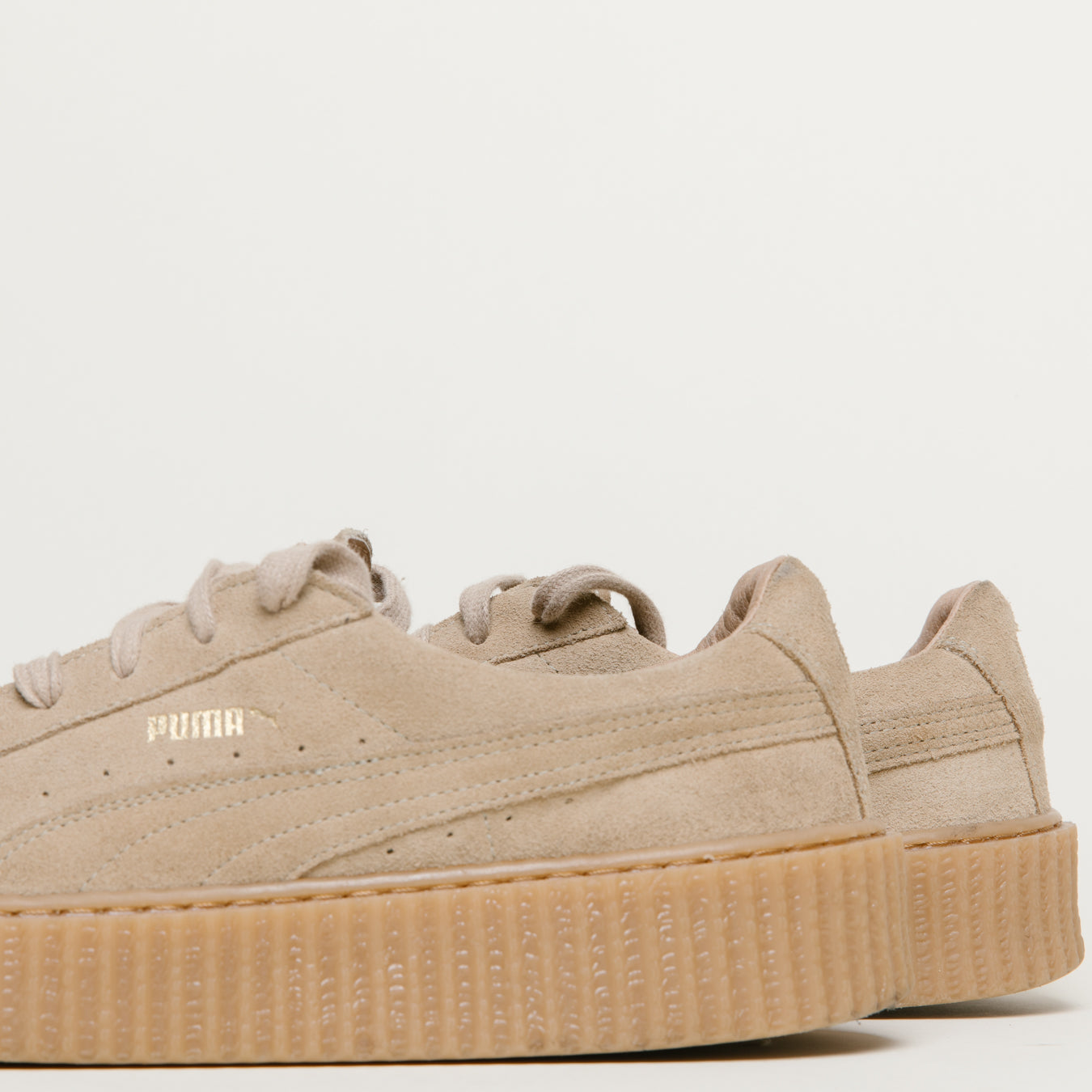 best service 0bd0a 381d4 Puma x Fenty Suede Creepers Men (Oatmeal)