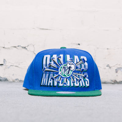 Mitchell & Ness Backboard Breaker (Mavericks)