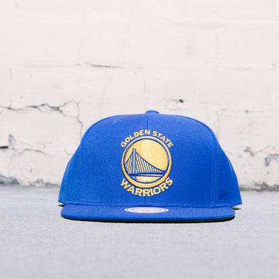 Mitchell & Ness Wool Solid (Warriors)