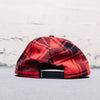 10 Deep Larger Living (Red Plaid)