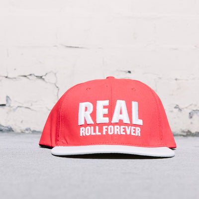 REAL Genuine Snapback (Red)