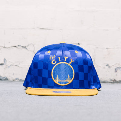 Mitchell & Ness Upfield (Warriors)