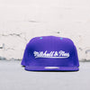 Mitchell & Ness Script (Purple)