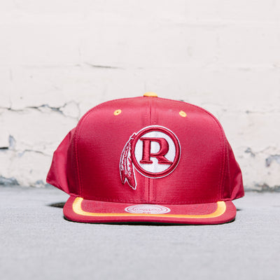 Mitchell & Ness Visor Court (Redskins)