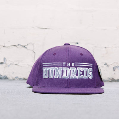 The Hundreds Audible Snap (Purple)
