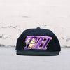 The Hundreds Show Snapback (Lakers)