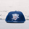 Mitchell & Ness NBA Current Wool Snapback (Thunder)