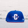 Cookies SF Higher Ground Snapback (Blue)