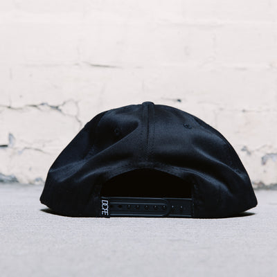 DOPE Ultimate Snapback (Black)