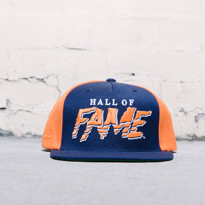 Hall Of Fame Tear (Navy/College)
