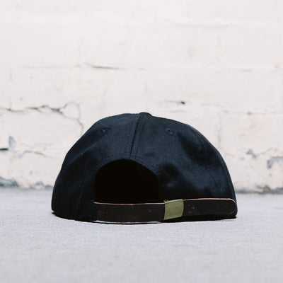 Paterson OG P Logo 6 Panel (Black)