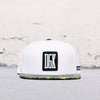 DGK Unfollow Strapback (Off White)
