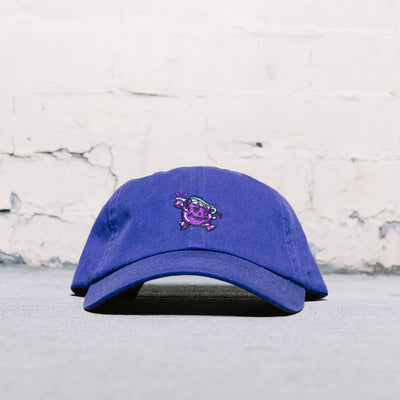 The Meme Team Ohhh Yeah! Dad Hat (Purple)
