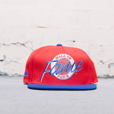 Hall Of Fame Vegas (Red/Royal)