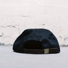 Paterson P Mingo 6 Panel Hat (Black)