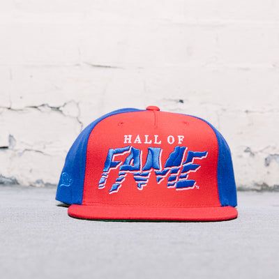 Hall Of Fame Tear (Red/Royal)