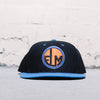 Elm Knicks Snapback (Royal Blue)
