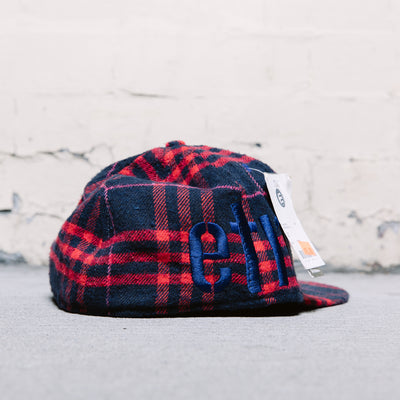 Etnies Plaid New Era Fitted - 7 3/8