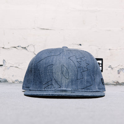 DC Geneology Fitted (Grey)