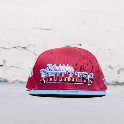 New Era Split Block Snap (Phillies)