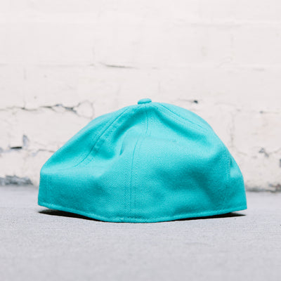 The Hundreds TH Logo Fitted (Teal)