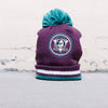 Mitchell & Ness NHL Big Man Hi Five Beanie (Ducks)