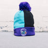Mitchell & Ness Over and Back Beanie (Hornets)