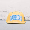 Mitchell & Ness Reflective Arch Snapback (Warriors)