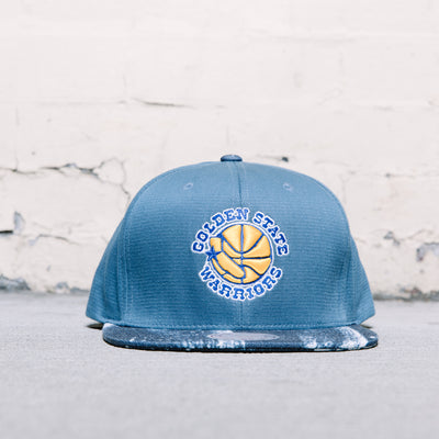 Mitchell & Ness Paint Splatter (Warriors)