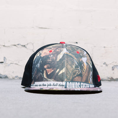 Grenade World War New Era Fitted - 7 1/2
