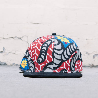 Play Cloths Kivu Cap (Chili Pepper)