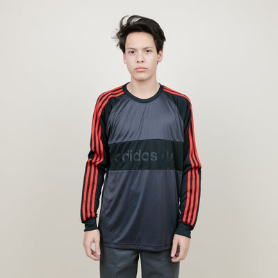 Adidas Goalie Jersey (Black/Red)