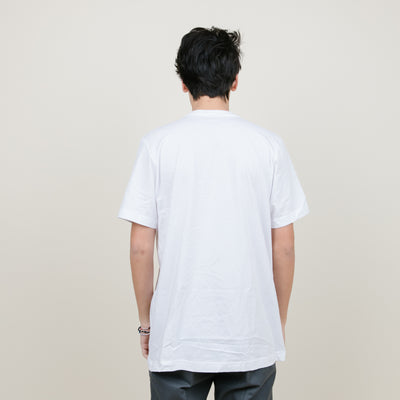 The Road Is Life Wherever Tee (White)