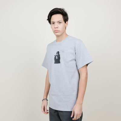 Break Their Hearts Dakotah Tee (Heather Grey)