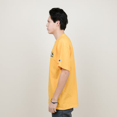 Carrots Chamomile Wordmark Tee (Gold)