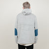 The North Face Campshire Hoodie (Granite/Tan)