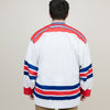 Vintage Czeck Natl. Team Jersey (White)