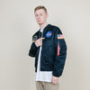 Alpha Industries L-2B Nasa Jacket (Replica Blue)