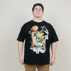 Vintage 1993 Space Jam Looney Tunes Tee (Black)