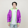 Vintage Columbia Reversible (Puple/Lime)