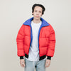 Vintage Columbia Reversible Jacket (Blue/Red)