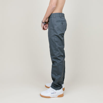 Dickies Slim Straight Work Pant (Graphite)
