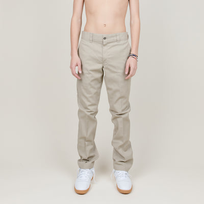 Dickies 894 Slim Straight Work Pant (Khaki)