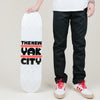 NewYakCity Gleaming The Cube Skateboard (Asst Sizes)
