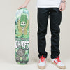 NewYakCity Zombie Chief Skateboard (Asst Sizes)