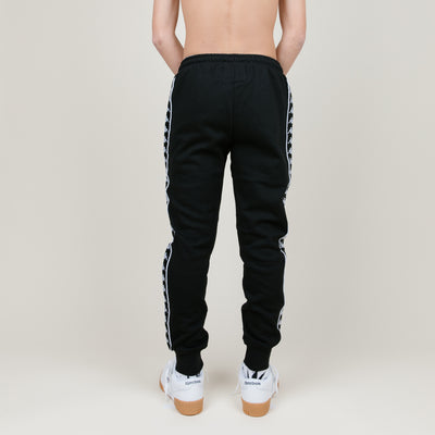 Kappa Authentic Lucio Sweats (Black)